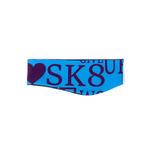 "Термоповязка ""LOVE SKATING BLUE"""