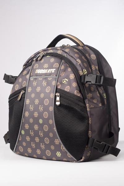 """Рюкзак для коньков OLIMP """"US BROWN"""""""